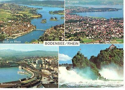 AK Ansichtskarte Bodensee / Rhein