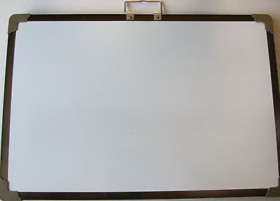 Magnetic Dry-erase Board Chalkboard Double Sided Magnet Drawing Art 16x24 New