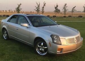 2006 Cadillac CTS -6 speed  Never Winter Driven