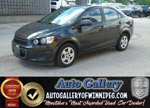 2014 Chevrolet Sonic LS *Low Price!