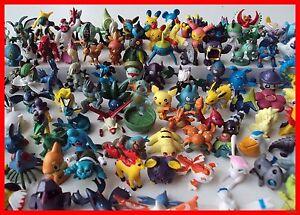 Pokemon-Monsters-Mini-Figure-Figurines-Toys-48pcs-Mixed-Lot