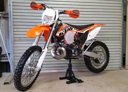 2014 ktm 300 exc Franklin Huon Valley Preview