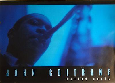 John Coltrane 24x34 Mellow Moods Jazz Poster
