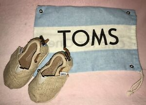 Tiny Toms - Baby Footwear