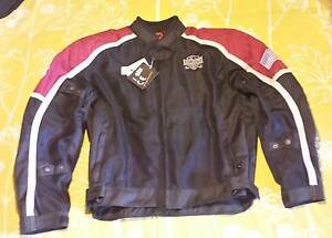 Eaglerider Motorcycle Jacket - Brand new with tags. XL size. Doonside Blacktown Area Preview