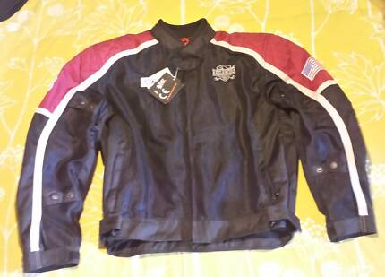 Eaglerider Motorcycle Jacket - Brand new with tags. X Large size.