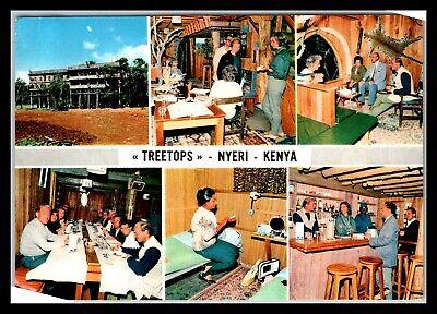 GP GOLDPATH: KENYA POST CARD 1968 AIR MAIL _CV676_P25