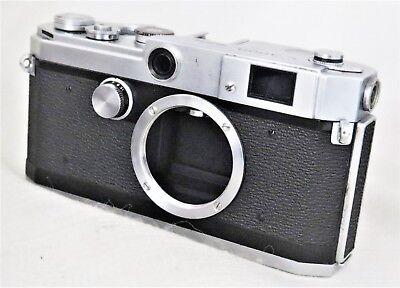 Canon L2 Rangefinder Film Camera Leica Screw mount Excellent No. 527516