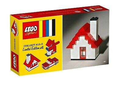 LEGO 4000028 House Limited Edition New in Sealed Box Rare 60th Anniversary 4071
