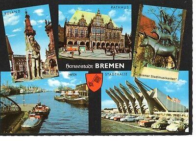 AK Ansichtskarte Hansestadt Bremen - 1971