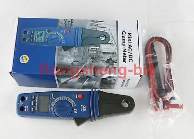 Digital Multimeter Cat - New CEM DT-337 Mini AC/DC Digital Clamp Meter Tester Multimeter CAT III 600V