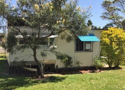 Viscount Supreme Caravan with Aluminium Annex... Fingal Bay Port Stephens Area Preview