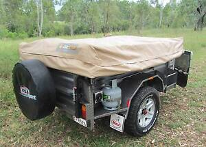 Australian Made Just Trailers Off Road Camper Ipswich Ipswich City Preview