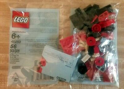 LEGO 40250 Christmas Promotional Train Figure Monthly Model Build Polybag