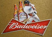 Budweiser Metal Beer Signs