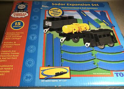Train Set Thomas & Friends Sodor Expansion Set - Set No. 4880 Complete