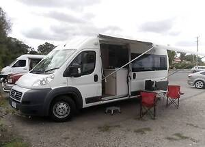 Fiat Ducato XLWB, 2013 - Fully Self Contained for Freedom Camping Launceston Launceston Area Preview