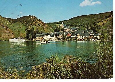 AK Ansichtskarte Beilstein an der Mosel - 1979