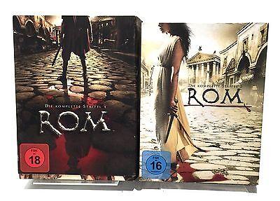 2 DVD Boxen - ROM Staffel 1+2 - 11 DVDs - FSK18 online kaufen