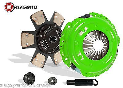 CLUTCH KIT STAGE 2 MITSUKO FOR 1987 FORD BRONCO F150 F250 ECONOLINE 5.0L 5.8L V8