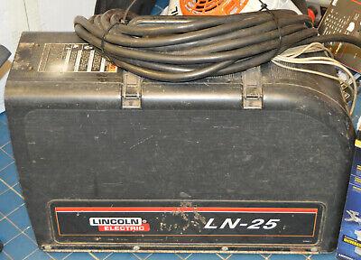 Lincoln Electric Ln-25 Ironworker Welding Machine Portable Welder