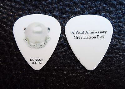 Bad Religion Guitar Pick! Greg Hetson Pearl Anniversary  Guitar Pick