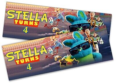 hday Banner Toy Story Children Kid Party Decoration Poster 3 (Toy Story Birthday Party Dekorationen)