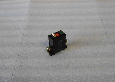 Idec Izumi Circuit Breaker, # NRC110L, 10 A-AA, 10A, 41-14619, Used, Warranty