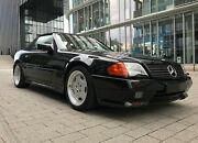 Mercedes-Benz Roadster SL 320 AMG Optic Aut Orig 29 Tsd km