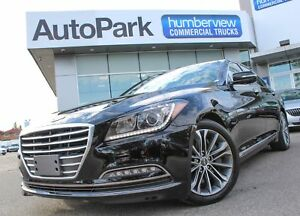 2016 Hyundai Genesis 3.8 Luxury LUXURY|NAVI|PANO ROOF|LEATHER