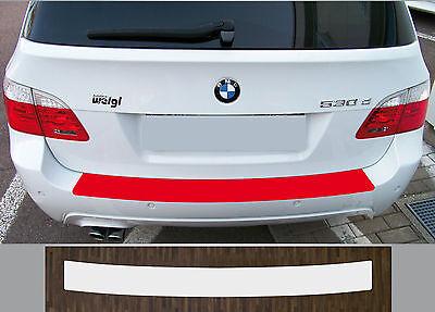 Ladekantenschutz Lackschutzfolie transparent  BMW 5er Typ E61 Touring  Bj. 04-10