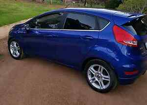 2012 Ford Fiesta Turbo Diesel Zetec Manual Harvey Harvey Area Preview