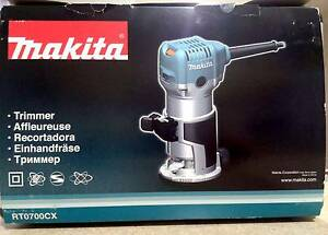 Makita Trimmer Model:RT0700CX Bassendean Bassendean Area Preview