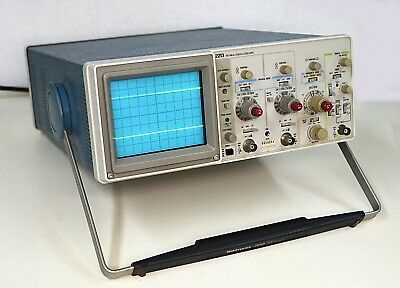 Tektronix 2213 Analog Oscilloscope 60 Mhz 2-channel - Tested