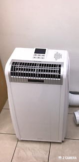 Portable Air conditioning unit for hire in Sydney CBD.
