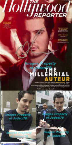 Damien Chazelle CHECK STOCK / INVENTORY