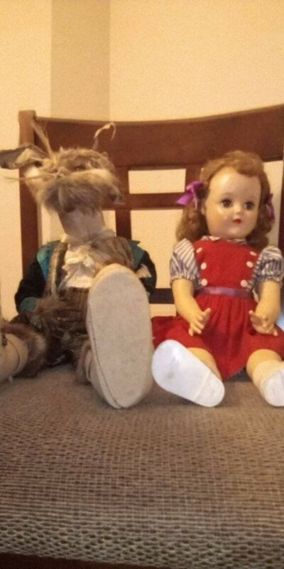 Hailey the doll haunted