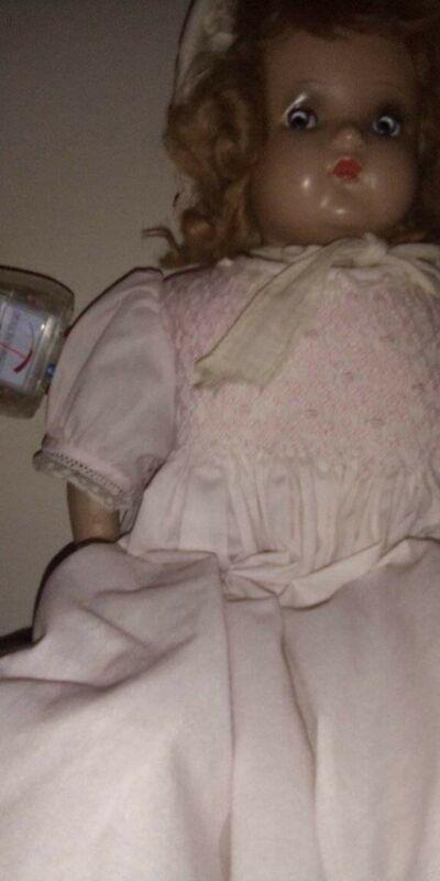The Spirit of Rebecca Haunted dark energy Doll Very Active