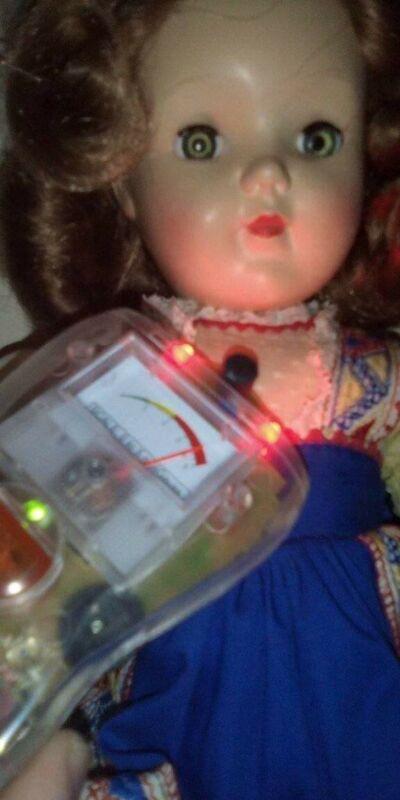 Haunted Doll Celeste