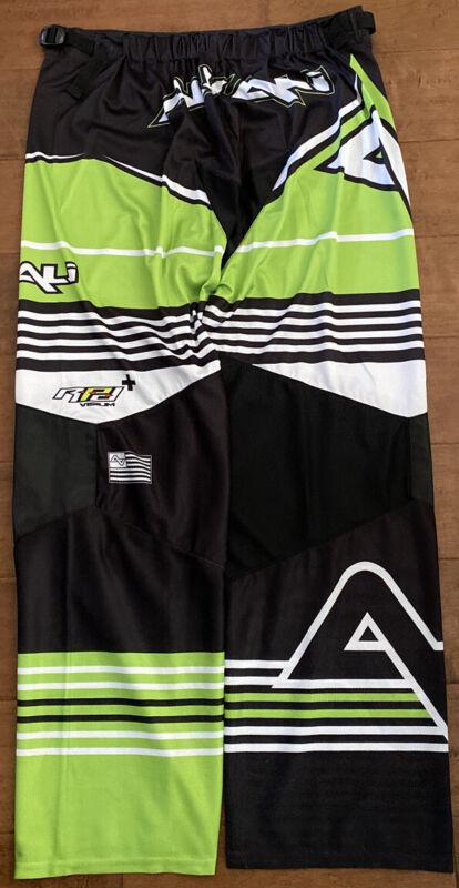 Alkali RPD+ Visium Senior Roller Hockey Pants  XL Green/Black