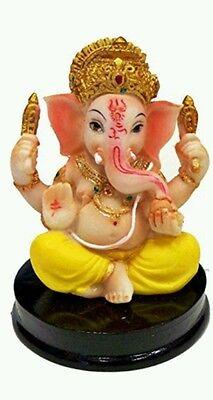 "Rare Lord Ganesh Ganesha Beautiful Statues Hindu Good Luck God"""