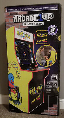 Pacman Arcade1Up Machine NEW IN BOX