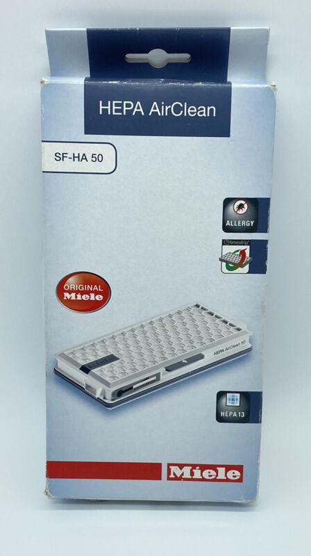 Miele HEPA AirClean SF-HA 50 HEPA13 BRAND NEW IN BOX