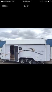 Caravan for hire not for sale Glenmore Park Penrith Area Preview