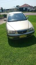 2001 Hyundai Elantra Sedan Wallsend Newcastle Area Preview