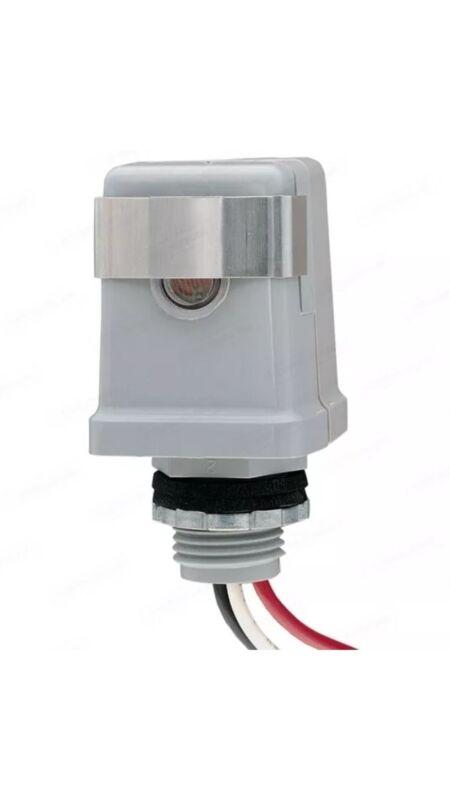 Stem Mount Photo Control 120V Swivel Raintight Outdoor photocell weatherproof