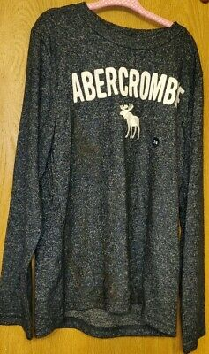 Abercrombie Kids  Long Sleeve Shirt - 7/8
