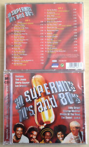 30 SUPERHITS 70's and 80's - Doppel CD - Hitsammlung - Partyhits - Oldies -