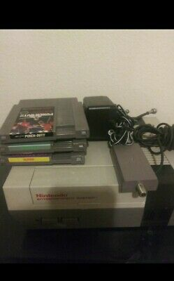 Nintendo Entertainment System Console - Gray