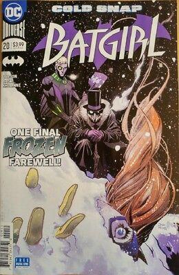 Batgirl #20 Cold Snap DC Comics 1st Print 2018 unread NM - Batgirl 20